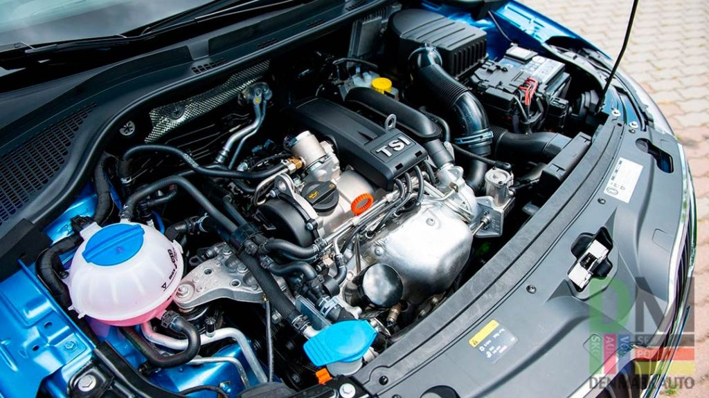 двигателей 1.2 TSI