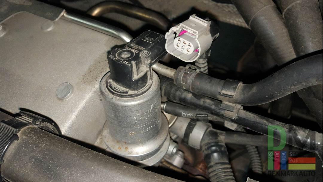 Чистка-клапана-ЕГР-Volkswagen-Caravelle-3