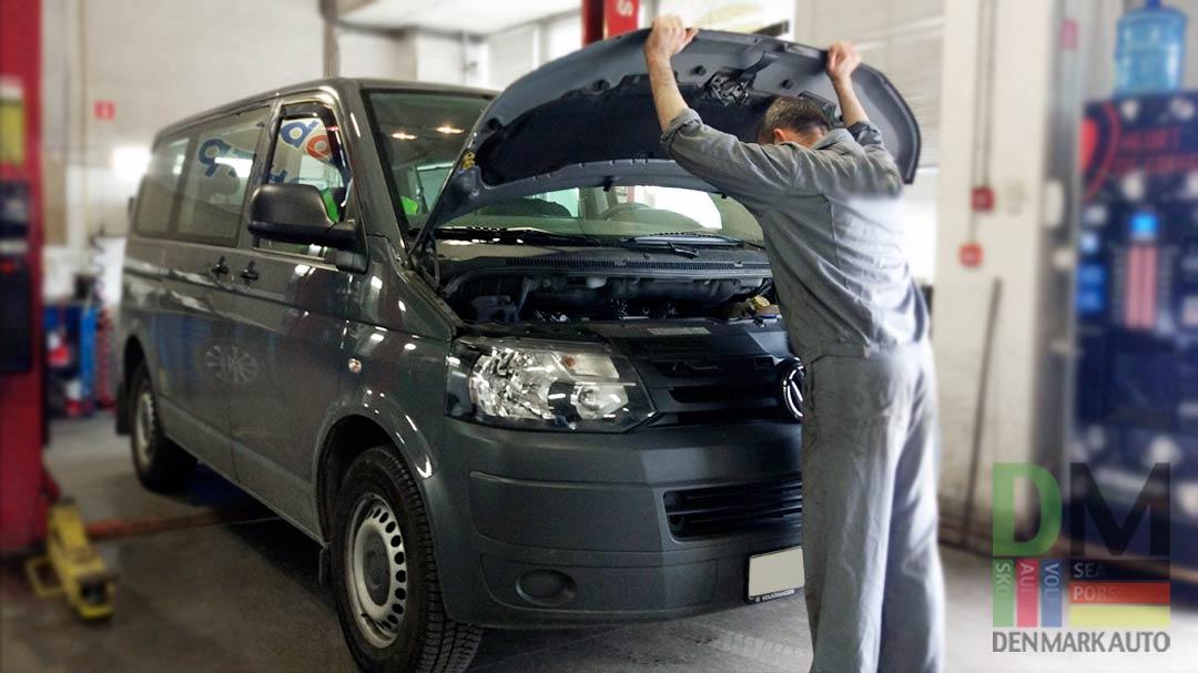 Чистка-клапана-ЕГР-Volkswagen-Caravelle