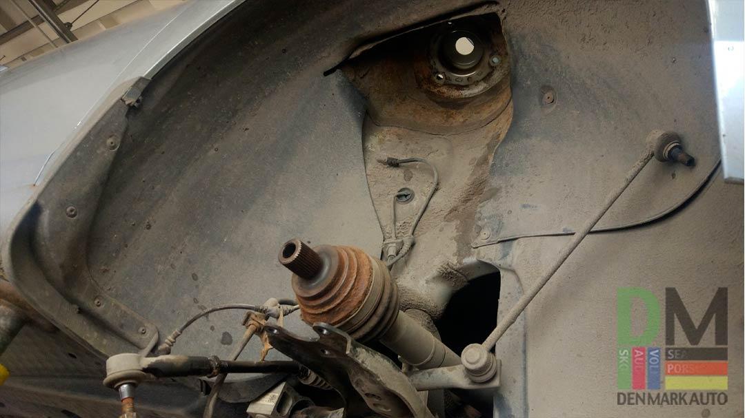 Замена-пружин-и-амортизаторов,-ремонт-тормозной-системы-Фольксваген-Гольф-8
