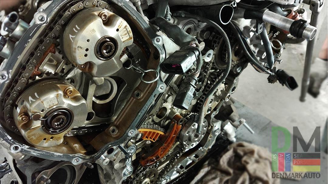 Замена цепей ГРМ Audi A8 2